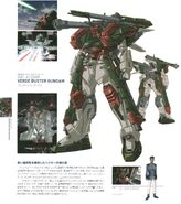 Verde Buster Gundam Info