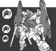 Z Gundam Manga 04