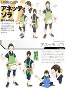 Annette Sora Character Profile