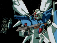 GP01Fb with GM Cannon II