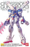 MG Crossbone Gundam X-3 Ver. Ka