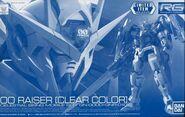 RG 00 Raiser (Clear Color Ver.)