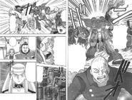 Turn A Gundam Manga Tokita Corin Nander Gundam Aesculapius