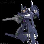 ARX-014 Silver Bullet Suppressor (Gunpla) (Action Pose 1)