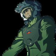 GGen HRL space pilot suit