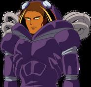 Jupiter Empire Pilot A (SRW V)