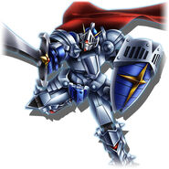 Knight Gundam Real Game