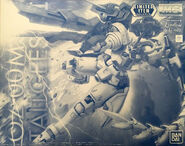 MG Tallgeese III -Special Coating-