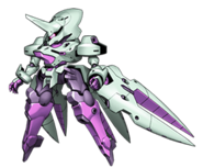 Super Robot Wars X Gundam G-Lucifer