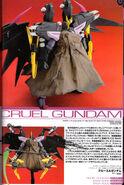 Cruel Gundam Gunpla