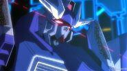 Denial Gundam activation