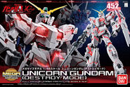 MSM Unicorn Gundam (Destroy Mode)