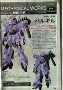 Moon Gundam Mechanical Works Vol 4 A