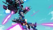 PFF-X7-V2 Veetwo Gundam (Venus Armor) (Ep 05)