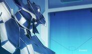 ASW-G-01 Gundam Bael (Episode 43) Face Close up (1)