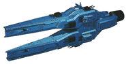 Darwin-class battleship