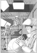 Gundam Chars Counterattack - High Streamer RAW Novel V03-193