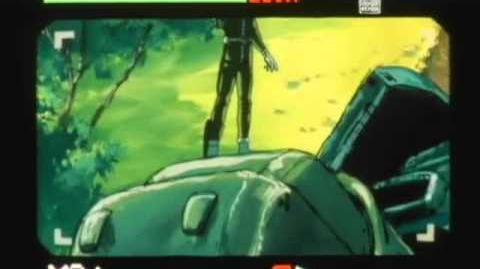 074 MS-06FZ Zaku II FZ (from Mobile Suit Gundam 0080)