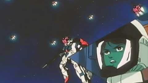 125 AMX-003 Gaza C (from Mobile Suit Zeta Gundam)