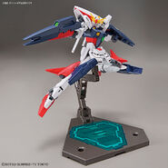 GF13-017NJ-B Gundam Shining Break (Gunpla) (Action Pose 1)