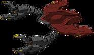 Grublo Thunderbolt Front