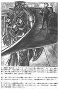 Gundam Chars Counterattack - High Streamer RAW Novel V01-248