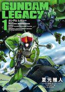 Gundam Legacy Vol.1