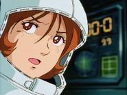 Mobile Suit Gundam Journey to Jaburo PS2 Cutscene 094 Fraw