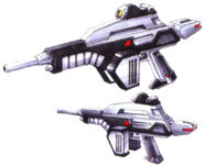 Mudrock Gundam - Beam Rifle