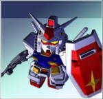 SD Rx 78-2 Gundam