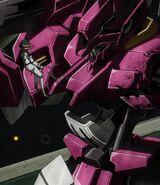 ASW-G-64 Gundam Flauros (Ryusei-Go IV) (Super Galaxy Cannon) (05)