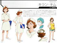Character Profile Kiran Kim
