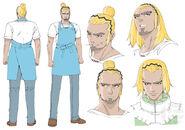 Danton Novel Character Sheet