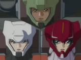 Dearka, Yzak and Athrun