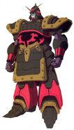 GF13-001NH Kowloon Gundam