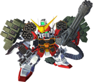 Gundam Heavyarms GGCR EW