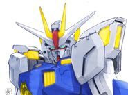 Gundam Shining Break Break Ver yanase