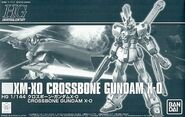 HGUC Crossbone Gundam X-0