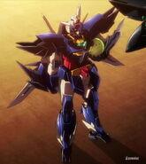 PFF-X7-M1 Mercuone Gundam (Ep 08) 08