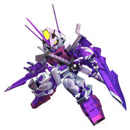 SD Gundam G Generation Crossrays Gundam Astray Mirage 1