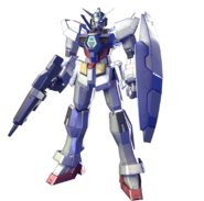 AGE-1 Gundam AGE-1 Normal (Gundam Versus) (DLC)