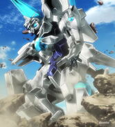 GN-9999 Transient Gundam (Ep 21) 01