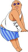 Gundam-san Character 16