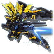 Gundam Diorama Front 3rd Gundam 02 Banshee Norn