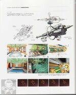 Gundam Evolve Material 100