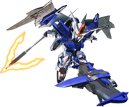 SD Gundam G Generation Cross Rays Gundam Griepe