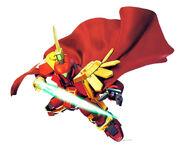 SD Gundam G Generation Crossrays Leo-S