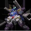 Unit sr gundam age-3 fortress