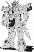 GF4-005NC Feilong Gundam