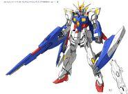 Gundam Shining Break Break Ver Front Setting